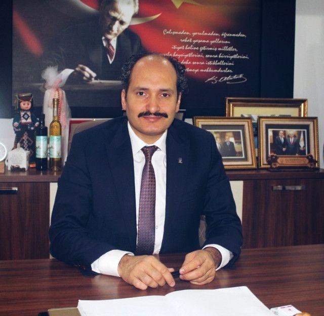 AK Parti Balıkesir İl Başkanı Demiraslan Açıklaması