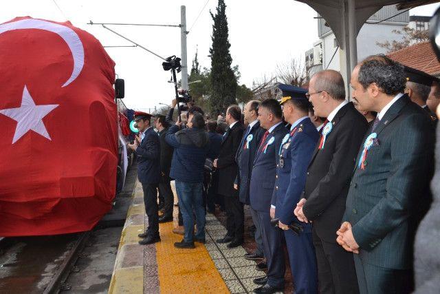 Atatürk'ün Balıkesir'e Gelişinin 95. Yıl Dönümü Kutlandı