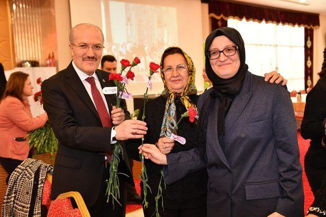 Kafaoğlu: Türkiye 2023-2053 ve 2071 Hedeflerine Kadınlarla Ulaşacaktır