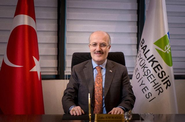 Balıkesir Büyükşehir Belediye Başkanı Zekai Kafaoğlu