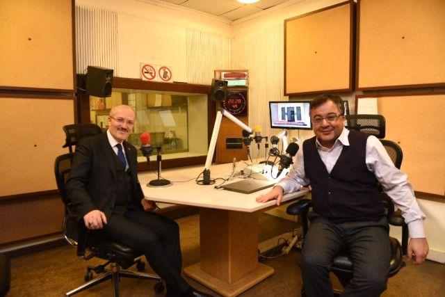 Balıkesir Büyükşehir Belediye Başkanı Kafaoğlu, Projelerini Anlattı