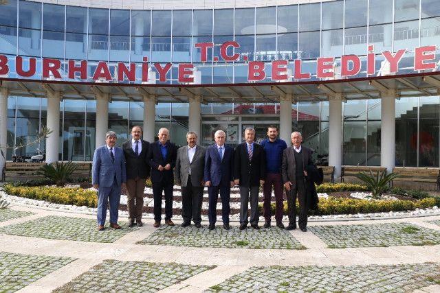 Baski Genel Müdürü Başkan Uysal'ı Ziyaret Etti